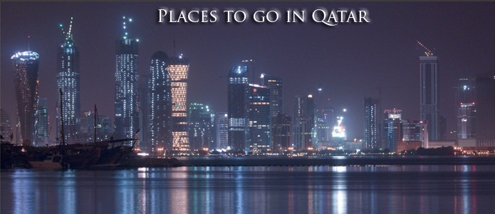 Places to go in Qatar