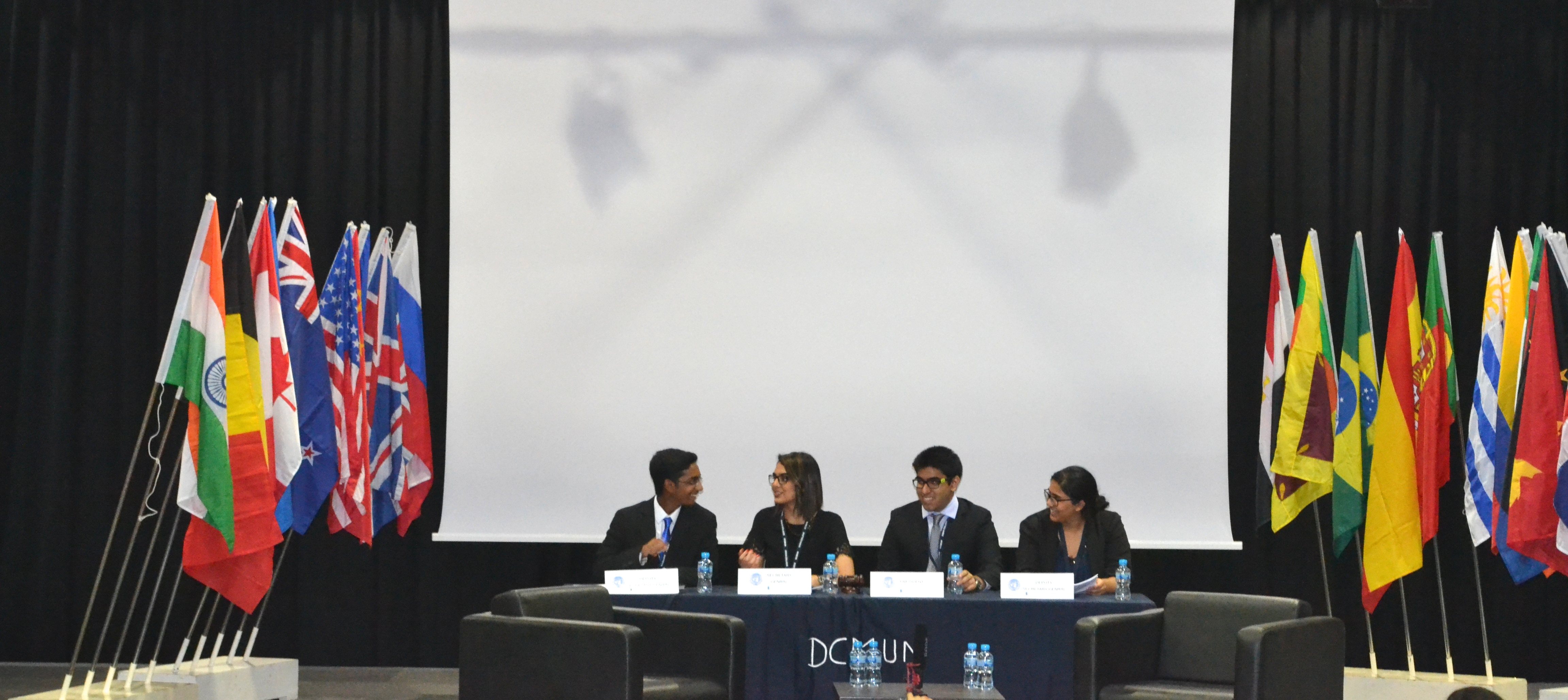 DCMUN: Being a first time delegate!