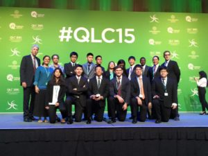 The TAS Team at QLC15