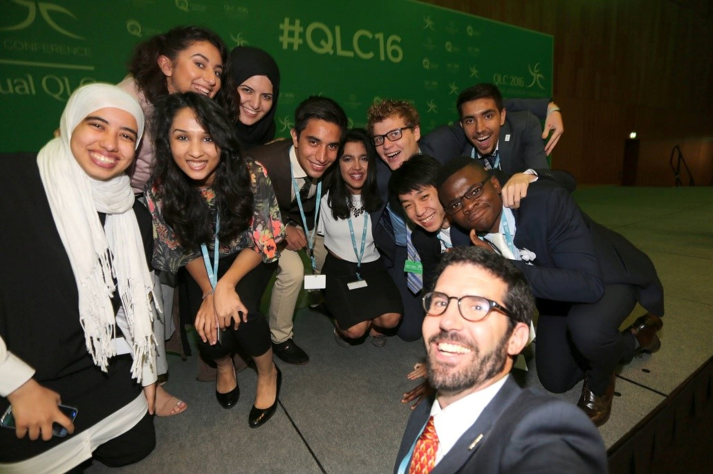 The Community Reflects: O-MUN at QLC 16