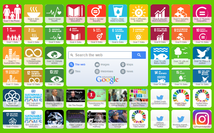 Sustainable Development Goals: an MUN Resource