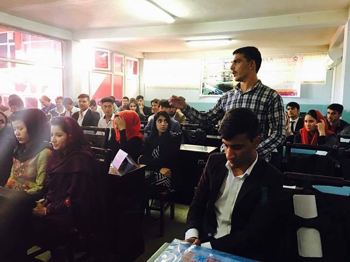 UNODC Mandate Debated in Afghanistan Model UN
