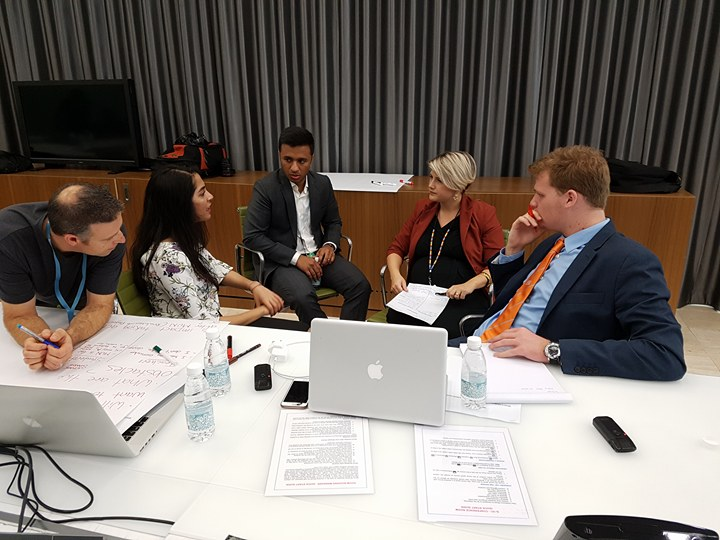 MUN Thought Leaders Summit Hosted by THIMUN Qatar