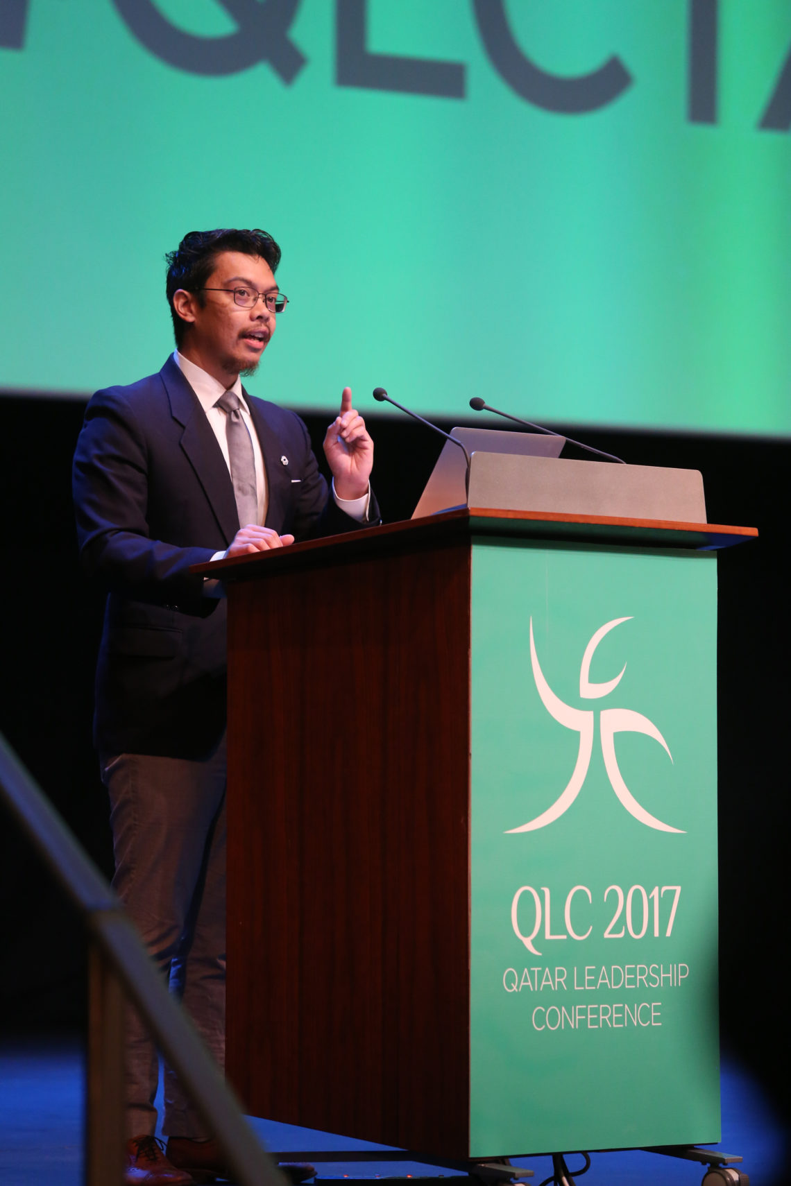 Ryan Villanueva: On Leadership at #QLC17