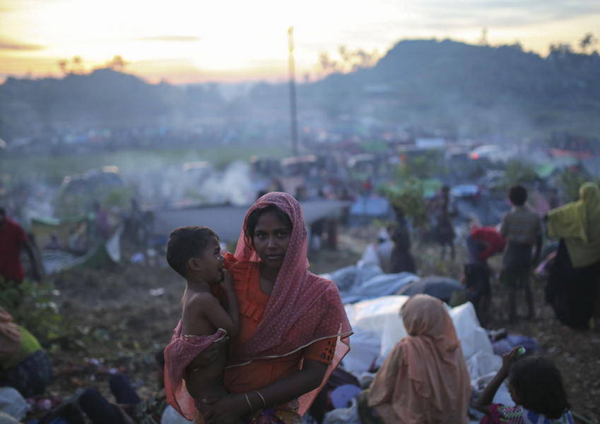 The Rohingya Exodus